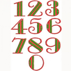 DECO NUMBERS
