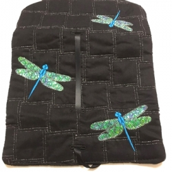 Large Jewelry Roll – Dragonfly