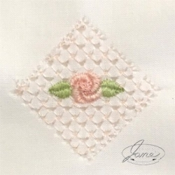 Rose Lace Sample
