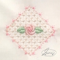 Rose Lace Sample a